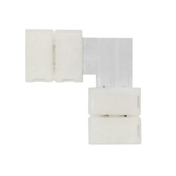 Eck-Verbinder mit Klemmanschluss für 8 / 10 mm LED...