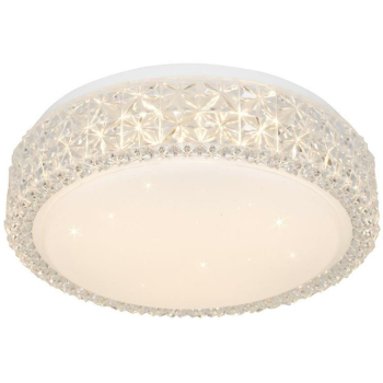 LED Deckenleuchte PEGASUS, 12W, Reality Leuchten R62421100