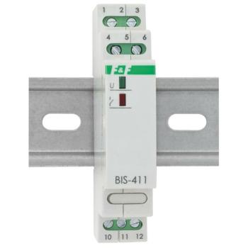Elektronisches Stromstoßrelais, 250V/16A, F&F...