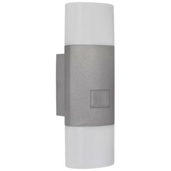 LED Außenwandleuchte mit Bewegungsmelder, LED/11W,...