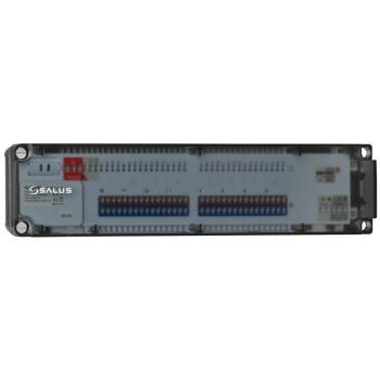 Regelleiste zur Verbindung von max. 8 Thermostaten mit...