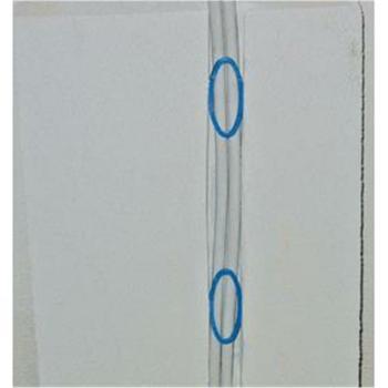 Kabelclip zum fixieren in Mauernuten, Primo P076