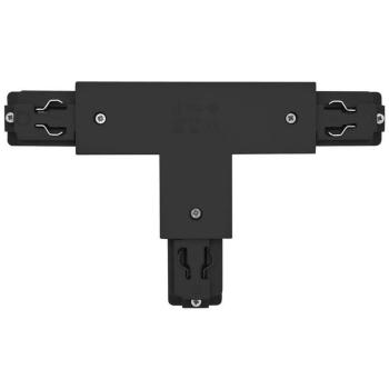 3-Phasen-T-Verbinder,schwarz, links Ivela 7656-11-W30