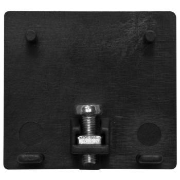 3-Phasen-Schienenkappe,schwarz Ivela 7659-00-W30