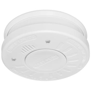 Fotoelektrischer Rauchmelder, weiß, Smartwares RM521