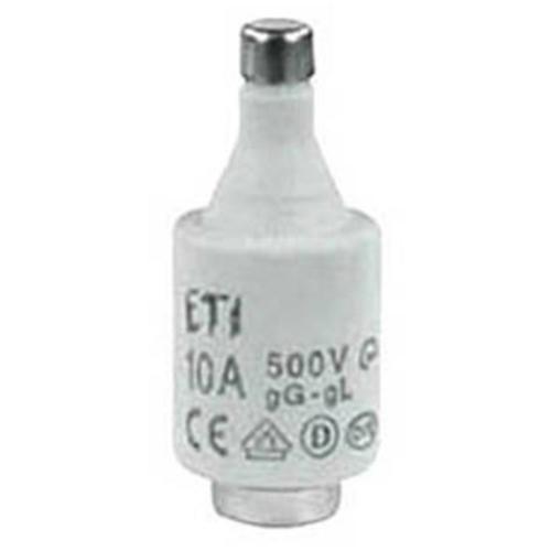 Sicherungseinsatz DII, Typ gL, 10A