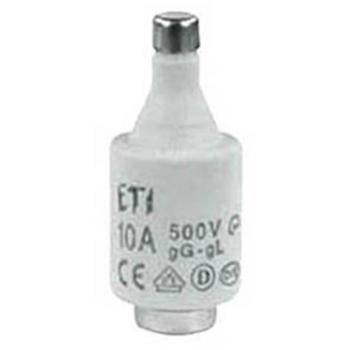 Sicherungseinsatz DII, Typ gL, 16A