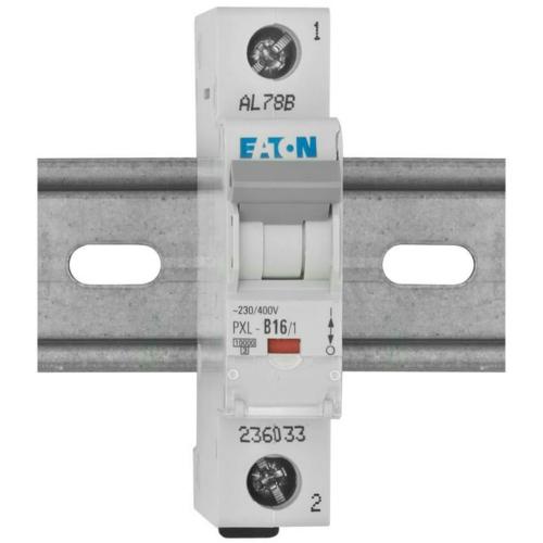 LS-Schalter B16A, 1-polig, Eaton PXL-B16/1