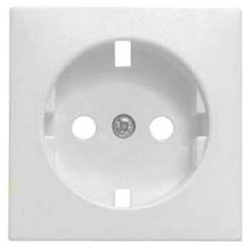 Kombi-Steckdosenplatte, UP, reinweiß, Klein 55®