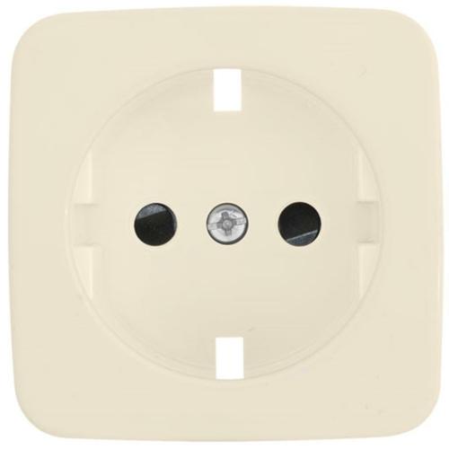 Kombi-Steckdosenplatte, UP, weiß, Klein SI®