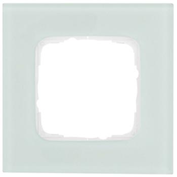 Glasrahmen, 1-fach, Glas mint, Klein SI®