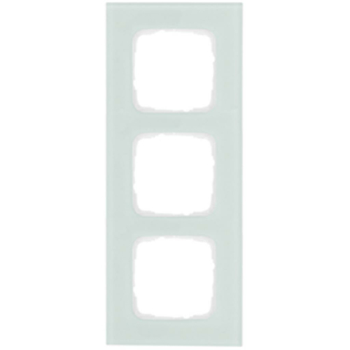 Glasrahmen, 3-fach, Glas mint, Klein SI®