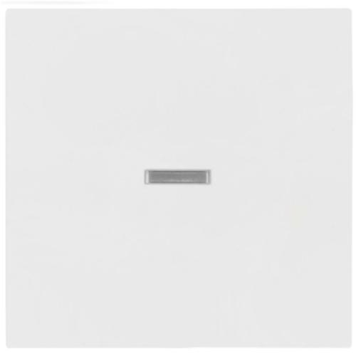 Gira System 55 Wippe für Kontrollschalter, reinweiß