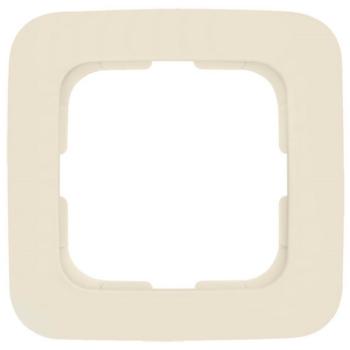 Abdeckrahmen, 1-fach, weiß, Klein SI®
