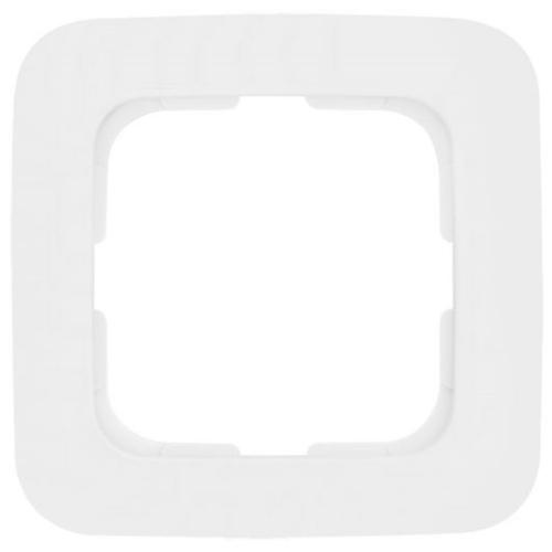 Abdeckrahmen, 1-fach, reinweiß, Klein SI®