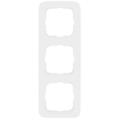 Abdeckrahmen, 3-fach, reinweiß, Klein SI®