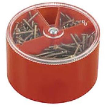 Gerätedeckel-Schrauben-Box mit 300...