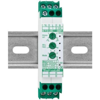 Universal-Tastdimmer für Reiheneinbau, 0-500VA,...