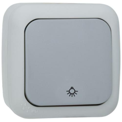 AP Feuchtraum-Taster / Schalter, Schließer, Panasonic PALMIYE