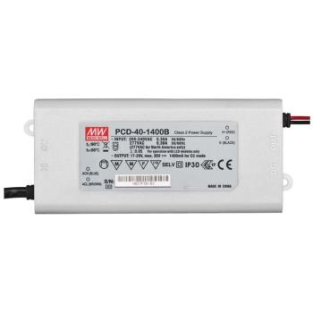 LED Netzteil 17-29V Konststantstrom, max. 40W, MEANWELL