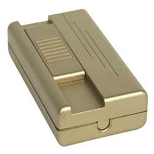 Schnurdimmer, 20 - 400W, Phasenanschnitt, gold