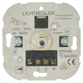 Dimmereinsatz, 60 - 600W, AGL, Welle 4 mm