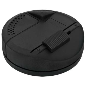 Schnur-Fußdimmer /4-100W schwarz