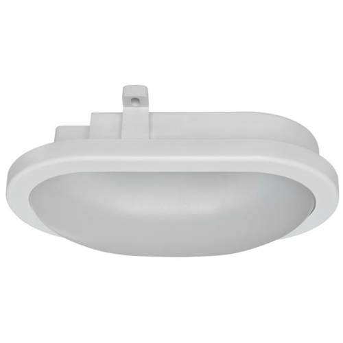 Iso-Ovalleuchte LED/12W 840 lm 4000K neutralweiß