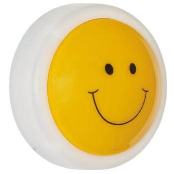 Kindernachtlicht SMILEY, LED/4,5V/0,3W