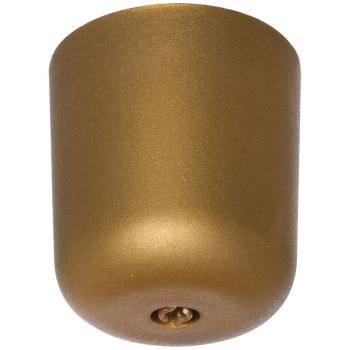 Baldachin aus Kunststoff, gold matt