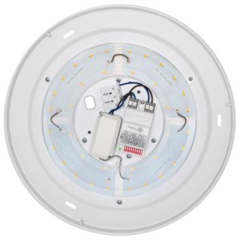 LED Sensorleuchte LED/18W, 1050 lm, 3000K, 33 cm IP44