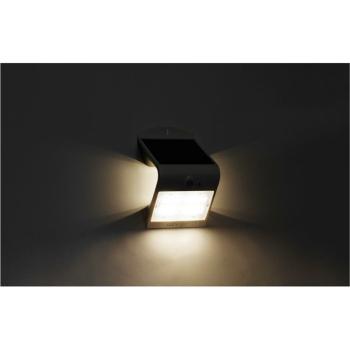 Solar-Außenwandstrahler, LED/1,5W und LED/0,2W