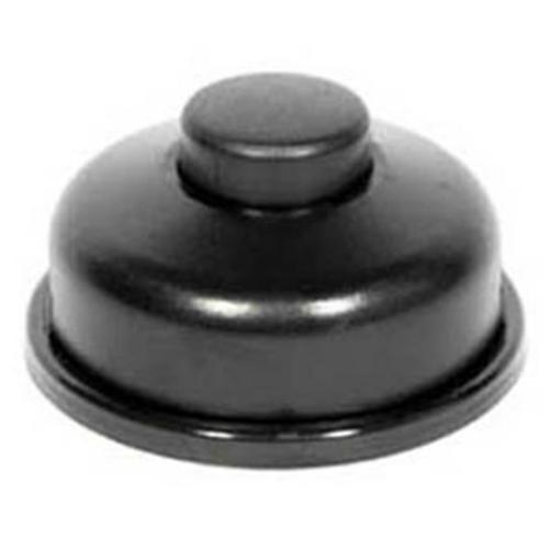 Tret-Schnurschalter, 2A, Serie, schwarz