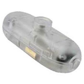 Schnurschalter, 2A, transparent