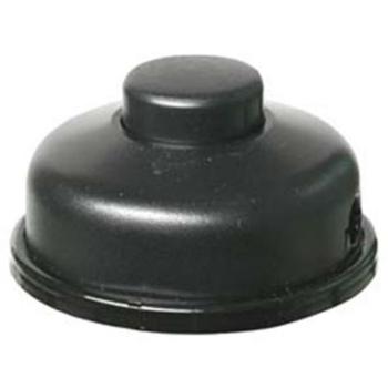 Fußschalter, 6A, schwarz