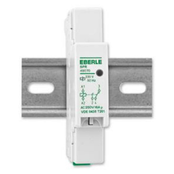 Eberle Boilerrelais für Reiheneinbau SPR 49070, 1...