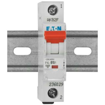 LS-Schalter B10A, 1-polig, Eaton PXL-B10/1