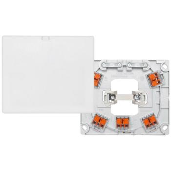 AP/UP-Geräteanschlussdose, 5 x 2,5², H 25 mm,...