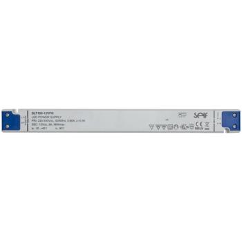 LED Netzteil, 12V-DC/96W, superflach