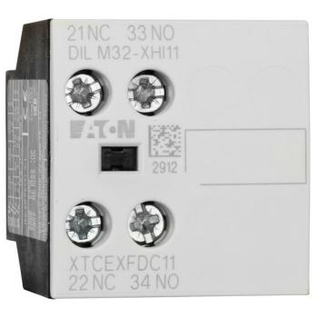 Hilfsschalter zu Leistungsschutz DIL, 1 Schließer/1...