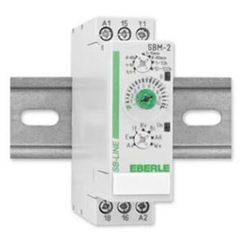Eberle elektronisches Multifunktionsrelais SBM-2, 24 - /UC