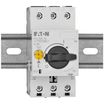 Motorschutzschalter 6,3-10A Eaton PKZM 0-10
