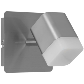 Spot ROUBAIX Nickel matt 1-flammig LED/4W 400 lm