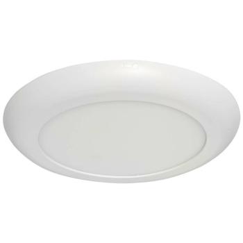 Downlight Aluminium weiß LED/12W 1000 lm, 18 cm