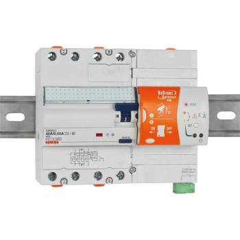 FI-Schutzschalter 4-polig 40A/0,03 RESTART AUTOTEST PRO...