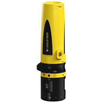 Taschenlampe Work & Professional EX7, 1 Xtreme LED 60...