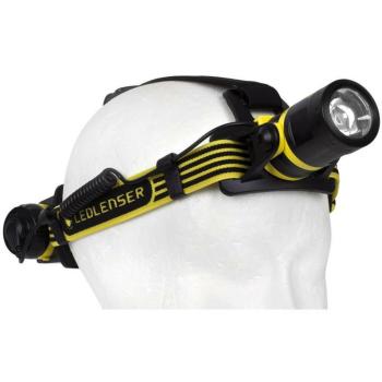 LED Stirnlampe EXH8 1 Xtreme LED 50 + 180 lm