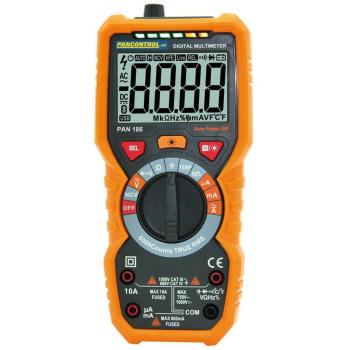 Digital-Multimeter PAN 186 CAT III 600V/CAT IV 1000V