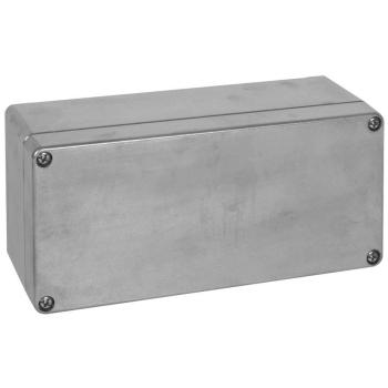 AP Aluminiumkabelkasten EFABOX leer, 175 x 80 mm