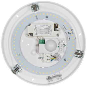 Sensorleuchte ECO, LED/14W/4000K, 1600 lm mit HF-Sensor...